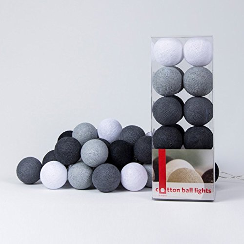 Cotton Ball Lights 716855431530