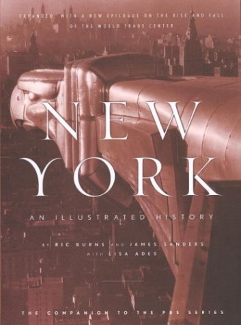 New York: An Illustrated History by Ric Burns (2003-09-01)