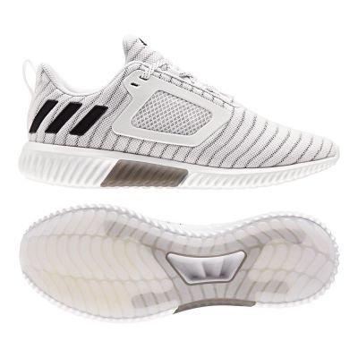 adidas Climacool, Sneakers Basses Homme, Blanc (Footwear White/Core Black/Silver Metallic), 40 2/3 EU