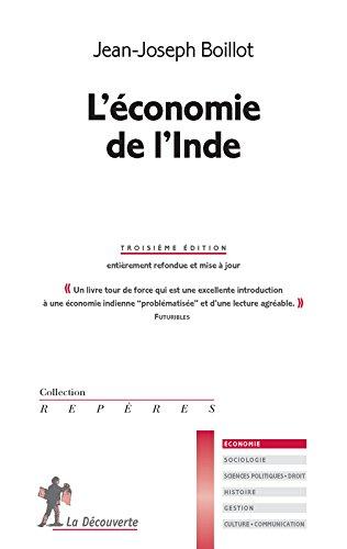 L'économie de l'Inde par Jean-Joseph BOILLOT