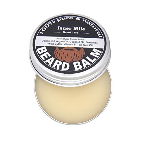 Huoju Beard Oil - Huiles essentielles de première qualité, conçues pour la santé de la barbe, du visage et de la peau - Sérum revitalisant pour la barbe et croissance de la barbe (B)