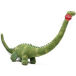 Niuniu Daddy 80 cm de peluche bebé dinosaurio juguete de peluche