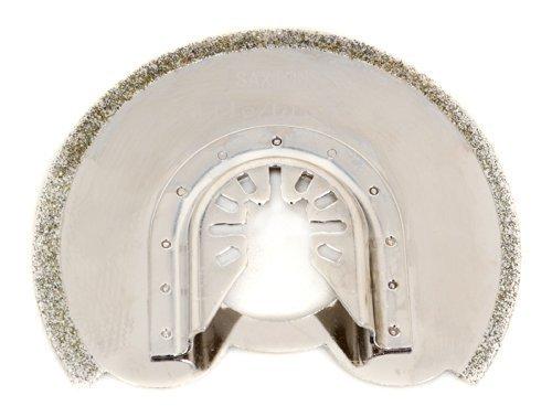 Saxton - Hoja de 90 mm con revestimiento de diamante para multiherramientas oscilantes Dewalt Wolf Stanley Worx