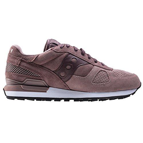 Saucony Shadow Original Schuhe Herren Sneaker Turnschuhe Violett S70257-8 Plum