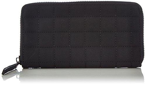 Friis & Company - Porta documenti e carte di credito, Donna, Nero (Schwarz (Black)), 20x12x3 cm (L x A x P)