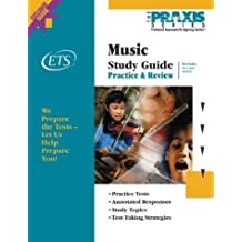 Music Study Guide (Praxis Study Guides)