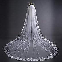 11a9188b9 Amazon.es  velos de novia largos