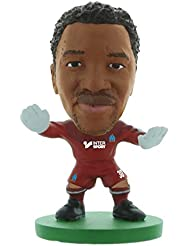 Soccerstarz - 400781 - Figurine Sport - Officiellement Autorisé De Steve Mandanda Dans Le Maillot Officiel Du Om Marseille