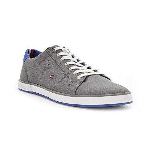 Tommy Hilfiger Shoes Harlow 1d Größe 42 Steel Grey
