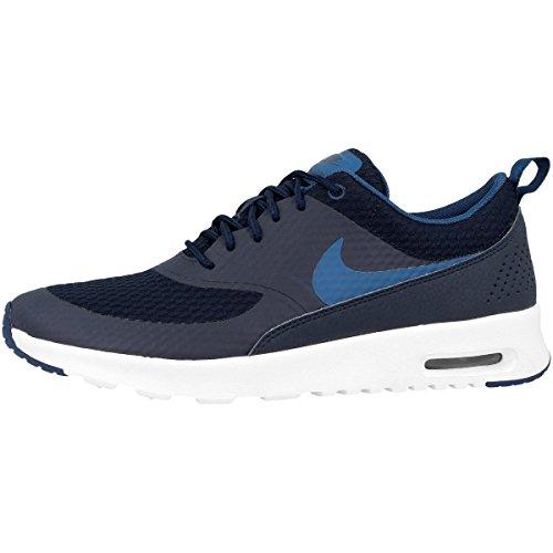 Camo Nike Schuhe (Nike Damen 819639-401 Turnschuhe, Blau, 38 EU)