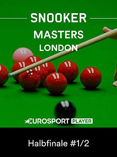 Snooker: The Masters in London - Halbfinale