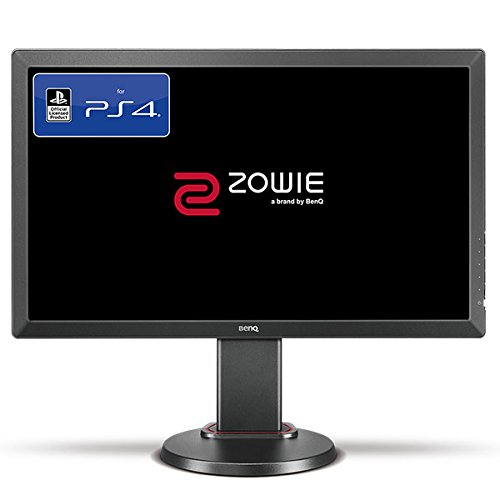 BenQ ZOWIE RL2455T 24 Inch Console e-Sports Gaming Monitor (Officially Licensed for PS4/PS4 Pro), 1 ms, Height Adjustable Stand, Dark Grey