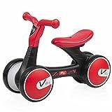 Billy Kinder Laufrad Rot Schwarz Kinderlaufrad Lauflernrad Lernlaufrad Lernrad