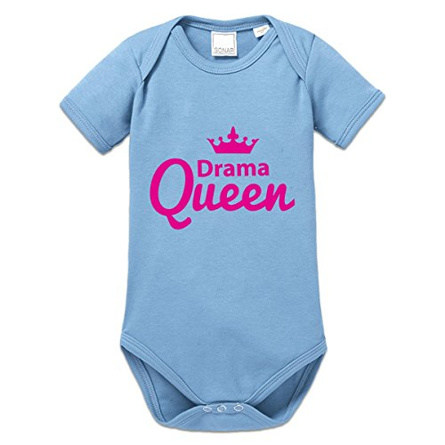 Drama Queen Crown Baby Strampler by (Crown Queen Drama)