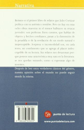 Bestiario (FORMATO GRANDE)