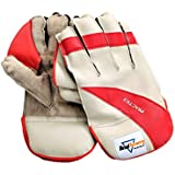 HeadTurners Cricket Wicket Keeping Gloves - Practice(Colour May Vary)
