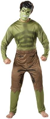 Rubbies - Disfraz de Hulk para hombre, talla XL (880942XL1)