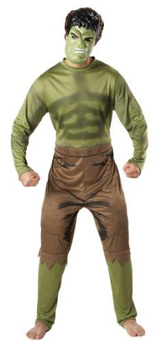 Hulk™-Kostüm mit Maske für Erwachsene - XL (Hulk Kostüm Erwachsene)