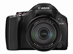 "Canon PowerShot SX30 IS Appareil photo Bridge 14 mpix Zoom 35x Ecran LCD 2,7"" Noir"