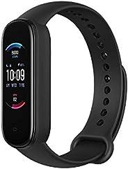 Amazfi Band 5 Smartwatch Tracker Fitness Orologio con Alexa Integrato Impermeabile 5 ATM di 15 Giorni Contapas