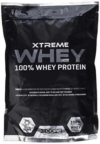 Xcore Xtreme Whey Protein 1000 g Erdbeere -