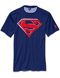 Alter Ego Superman - Tshirt de Compression à Logo MC