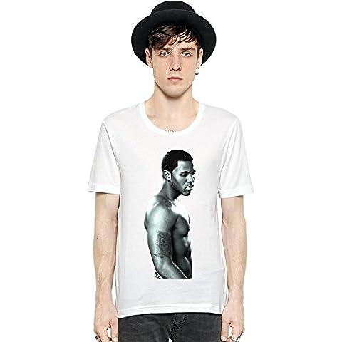 Jason Derulo Tattoo Short Sleeve Mens T-shirt XX-Large