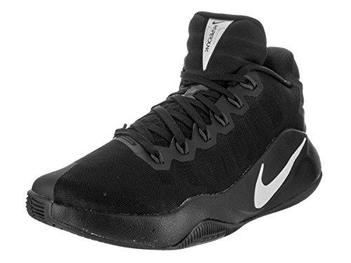 Nike Herren 844363-002 Basketball Turnschuhe Schwarz