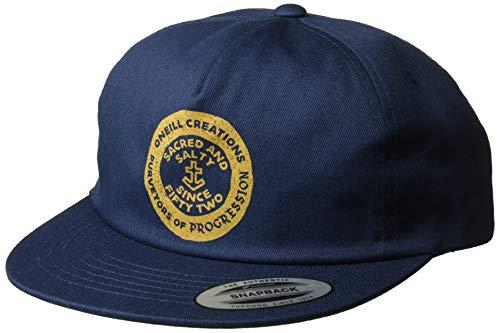 O'Neill Herren Stamped Snapback Hat Baseball Cap, Navy, Einheitsgröße