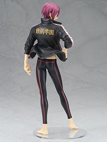 Free  Matsuoka Rin 1 8 scale PVC figure  painted  pre-assembled