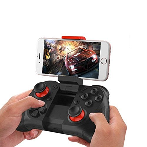 Remote Control Joystick, Womdee Wireless Bluetooth Gamepad