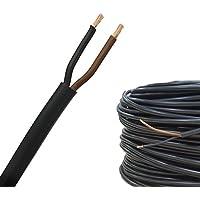 AUPROTEC® Schlauchleitung Fahrzeugleitung FLYY 2x1,5 mm² (25m Rundkabel)