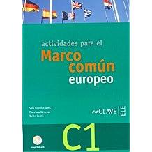 Actividades para el Marco común europeo C1 + CD