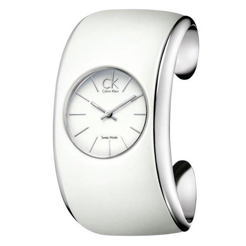 Calvin Klein Gloss Steel. Xs, K6004101- Orologio da donna