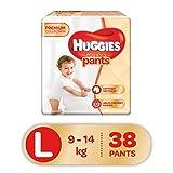 Huggies Ultra Soft Pants Premium Baby L Diapers (38 Pieces)