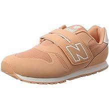 New Balance KA373, Zapatillas infantil, Naranja (Coral), 37.5 EU