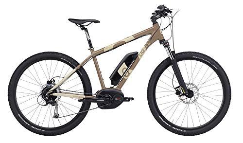 LIQBIKE-DAS E-Bike LIQFEEL 27,5 E-MTB Bronze Bosch Performance Line CX 500 Wh Modell 2019 Rahmengröße 44 cm