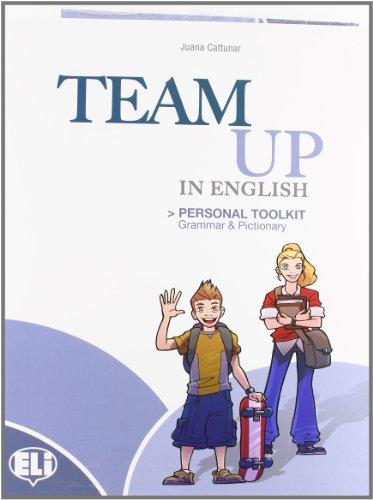 Team up in english. Flip book pack. Con espansione online. Per la Scuola media. Con CD Audio. Con DVD-ROM: 1
