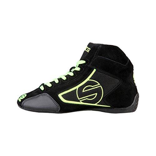 sparco-zapatillas-abotinadas-negro-verde-eu-43