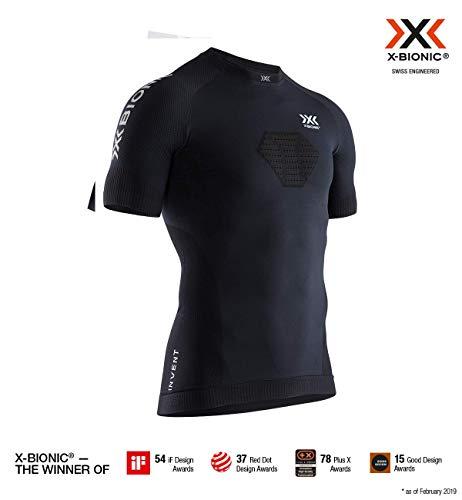 X-Bionic M/C Regulator Run Speed Camiseta