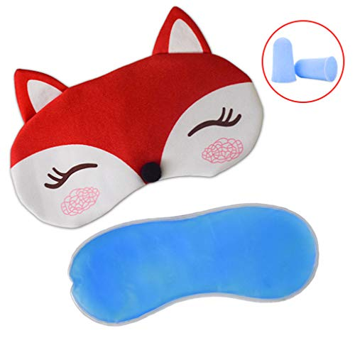 Apparel Accessories Men's Earmuffs Sensible Cute Eyes Mask Cover Plush The Sad 3d Frog Eye Mask Cover Sleeping Rest Travel Sleep Anime Funny Gift Elastic Band