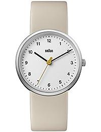 Braun Damen-Armbanduhr Analog BN0231WHTNLAL