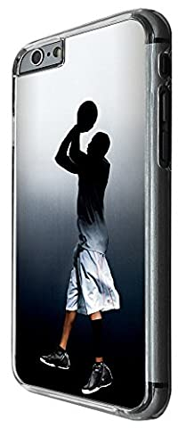 002738 - Basketball Player Shooting Hoops Design iphone 6 6S 4.7
