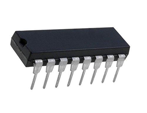 74HC157N 4 x Multiplexer je 2 Eingänge DIP 16 (0078) Serie Multiplexer