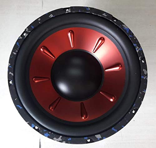 Crispy Deals Viking 10 Inch Sub Woofer 750w Max, 4 Ohm, Heavy Magnet and Excellent Bass