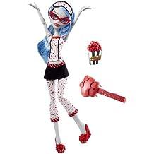 Monster High V7973 - Muñeca Muerta de Sueño en Pijama - Ghoulia Yelps (Mattel)