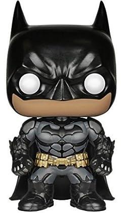 DC Figura de Vinilo Batman, colección Arkham Kn...