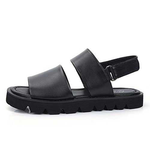 été Sandales d'homme/sandales de mode/Respirant chaussures à fond épais A