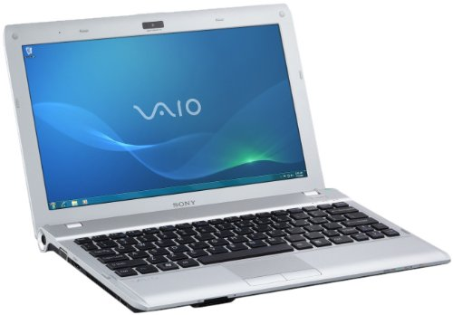 Sony Vaio YB3V1E/S 29,4 cm (11,6 Zoll) Notebook (AMD E-450, 1,65GHz, 4GB RAM, 500GB HDD, AMD HD 6320, Win 7 HP) silber Sony Amd Notebooks