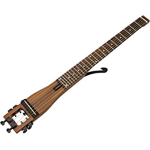Anygig chitarra acustica 6corde fret Protable Traveler chitarra Brown-left Haned